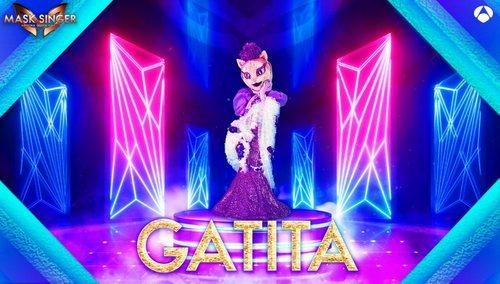 La Gatita, primera máscara de la segunda edición de 'Mask Singer: Adivina quién canta'