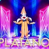El Plátano llega a la segunda edición de 'Mask Singer: Adivina quién canta'