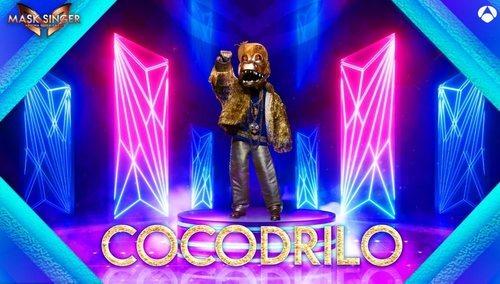 El Cocodrilo con más flow de la segunda edición de 'Mask Singer: Adivina quién canta'