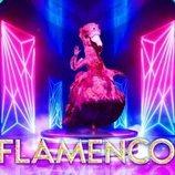 El Flamenco saca sus plumas a pasear en la segunda edición de 'Mask Singer: Adivina quién canta'