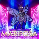La Mariposa y sus inmensas alas llenarán el plató de la segunda edición de 'Mask Singer: Adivina quién canta'