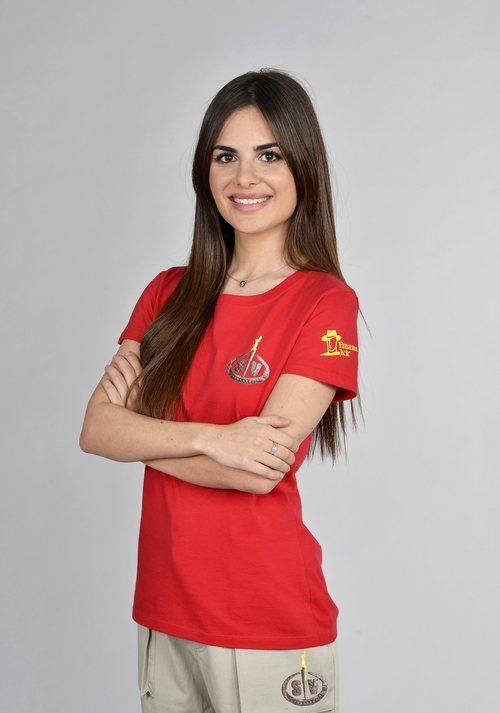 Alexia Rivas posa como concursante de 'Supervivientes 2021'