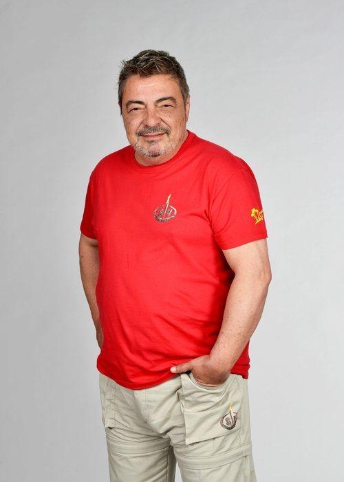 Antonio Canales posa como concursante de 'Supervivientes 2021'