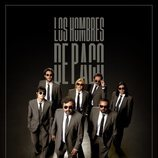 Cartel de la decima temporada de 'Los hombres de Paco'