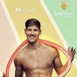 Miguel, concursante de la primera edición de 'Love Island'