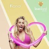 Fiona, concursante de la primera edición de 'Love Island'