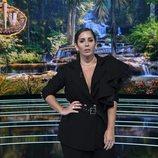 Anabel Pantoja posa en la primera gala de 'Supervivientes 2021'
