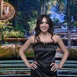 Sandra Pica posa en la gala 1 de 'Supervivientes 2021'
