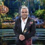 Jorge Javier Vázquez posa como presentador de 'Supervivientes 2021'