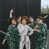 La banda de 'Selena: La serie'