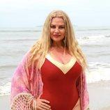 Sylvia Pantoja posa en bañador en 'Supervivientes 2021'