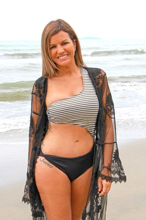 Marta López posa en bikini en 'Supervivientes 2021'