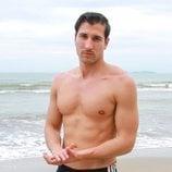 Gianmarco Onestini posa en bañador en 'Supervivientes 2021'