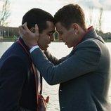 Omar y Ander en la cuarta temporada de 'Élite'