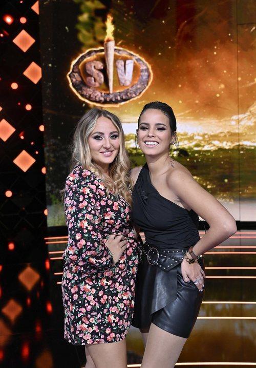 Rocío Flores y Gloria Camila posan juntas en 'Supervivientes: Conexión Honduras'