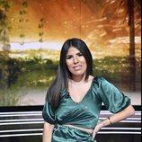 Chabelita posa en el plató de 'Supervivientes: Conexión Honduras'