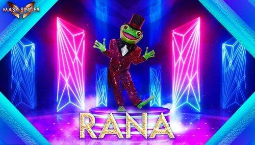 Rana demuestra ser una estrella del show en la segunda edición de 'Mask Singer: Adivina quién canta'