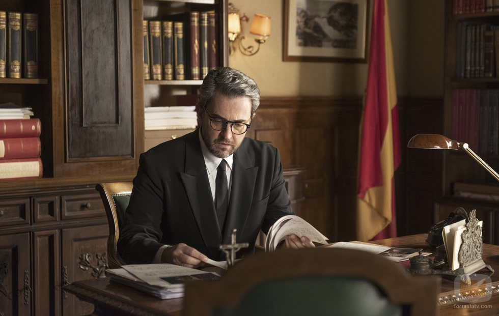Máximo Huerta en la temporada 12 de 'L'Alqueria Blanca'