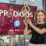 Sofía Rodríguez, ganadora de la tercera edición de 'Prodigios'