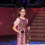 Sofía Rodríguez fue la ganadora de la final de 'Prodigios 3'
