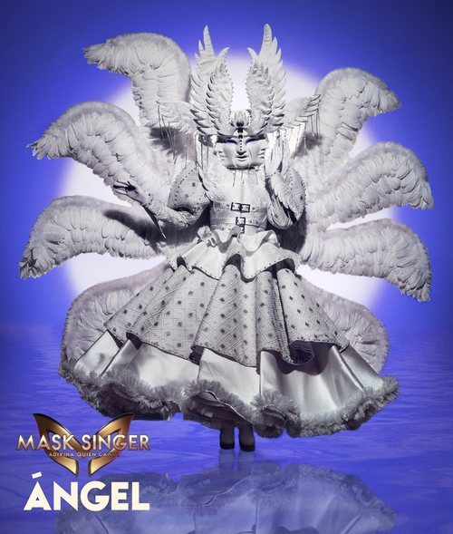 Ángel, máscara de la segunda edición de 'Mask Singer: Adivina quién canta'