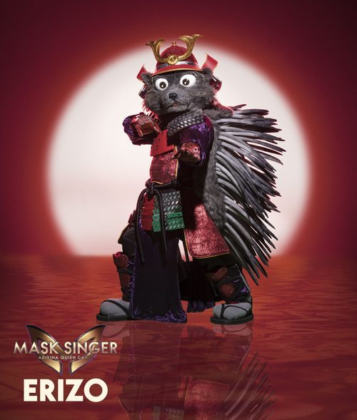 Erizo, máscara de la segunda edición de 'Mask Singer: Adivina quién canta'