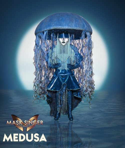 Medusa, máscara de la segunda edición de 'Mask Singer: Adivina quién canta'