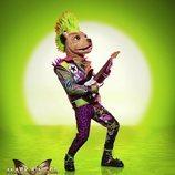 Perro, máscara de la segunda edición de 'Mask Singer: Adivina quién canta'