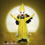 Plátano, máscara de la segunda edición de 'Mask Singer: Adivina quién canta'