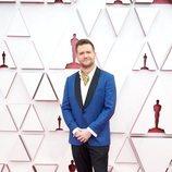 Sam Ashworth en la Alfombra Roja de los Oscar
