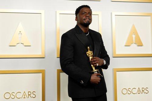 Daniel Kaluuya, ganador a Mejor Actor de Reparto en los Oscar 2021