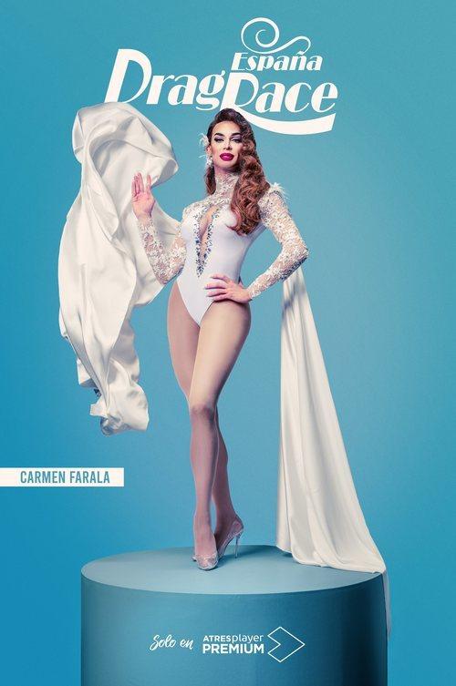 Carmen Farala, concursante de 'Drag Race España'