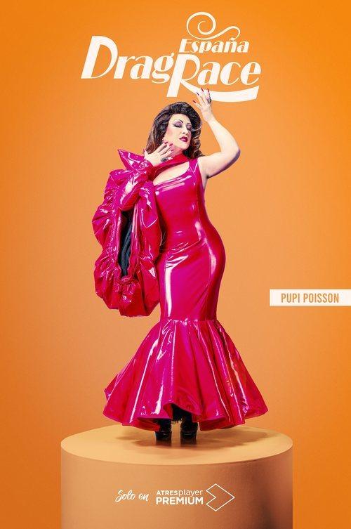 Pupi Poisson, concursante de 'Drag Race España'