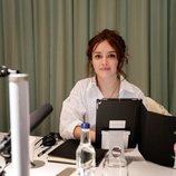 Olivia Cooke en la lectura de guion de 'House of the Dragon'