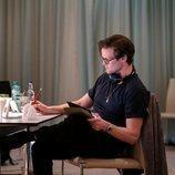 Matt Smith en la lectura de guion de 'House of the Dragon'