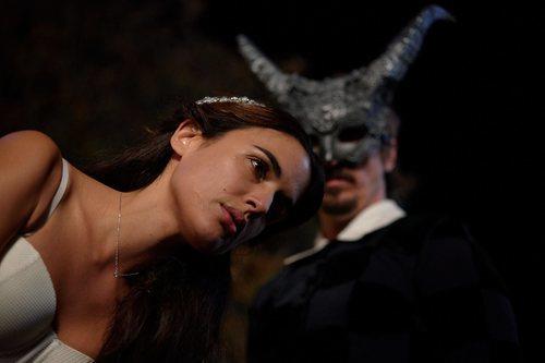 Adriana Ugarte en el thriller 'Parot'