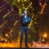 """Primer ensayo de Blas Cantó y su tema """"Voy a quedarme"""" para Eurovisión 2021"""