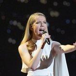 Ana Soklic, representante de Eslovenia, en la Semifinal 1 de Eurovisión 2021