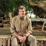 Foto promocional de Mario Picazo en la isla de 'Supervivientes'