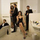 Los protagonistas de la cuarta temporada de 'Cómo conocí a vuestra madre'