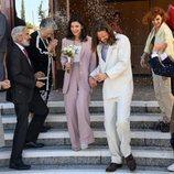 Inés y Mike se casan en el 21x19 de 'Cuéntame cómo pasó'