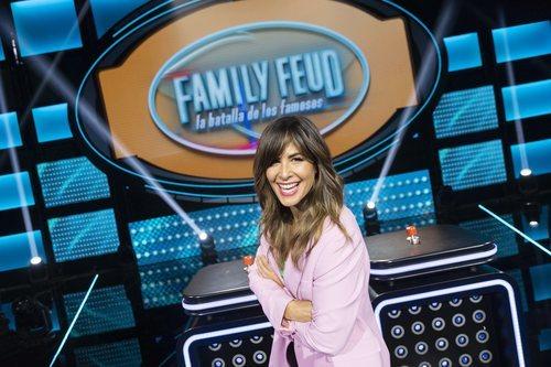 Nuria Roca, presentadora de 'Family Feud: La batalla de los famosos'