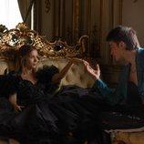 Cayetana y Phillipe en la cuarta temporada de 'Élite'