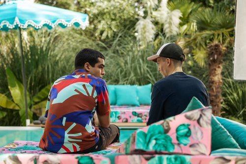Omar y Alexis en 'Élite: Historias breves'