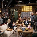 Los protagonistas de 'Friends', en el plató de 'Friends: The Reunion'