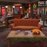 Sofá de Central Perk, la cafetería de 'Friends: The Reunion'