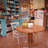 Comedor del piso de Monica y Rachel en 'Friends: The Reunion'
