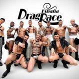 El Pit Crew de 'Drag Race España' al completo