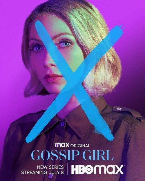 Tavi Gevinson en el cartel del reboot de 'Gossip Girl'