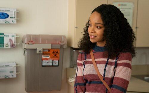 Rachel Hilson en la segunda temporada de 'Con amor, Victor'